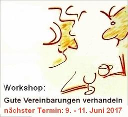 bewährtes Konzept, gemeinsam mit dem UGB Verlag: ein Workshop in sehr schöner Umgebung, wo andere Urlaub machen. Mit angenehmen Menschen.